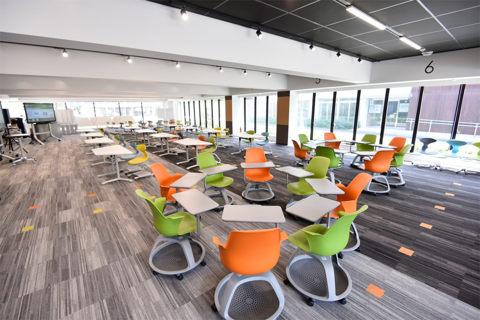 Learning commons1